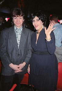 Leslie Barany & Diane Brandis' 2029 Magazine Presentation at Heartbreak, NYC, 1987 - 4 of 5