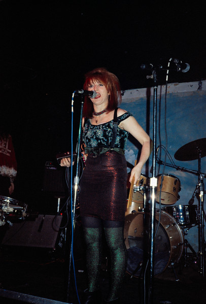 Born To Be A WILD Night, Cancer Benefit for Wendy Wild, at Pyramid, NYC, 1989 - 15 of 35