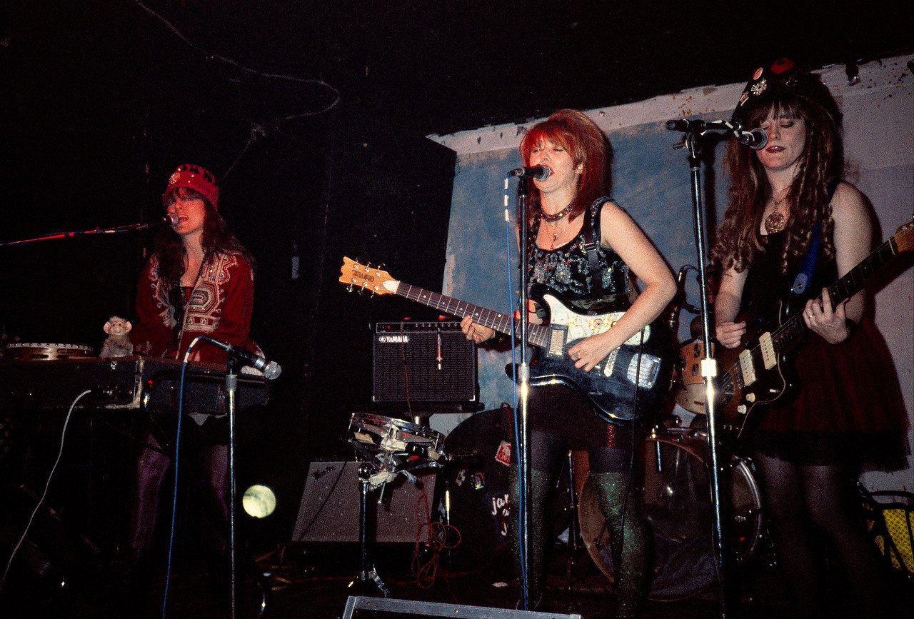 Born To Be A WILD Night, Cancer Benefit for Wendy Wild, at Pyramid, NYC, 1989 - 24 of 35