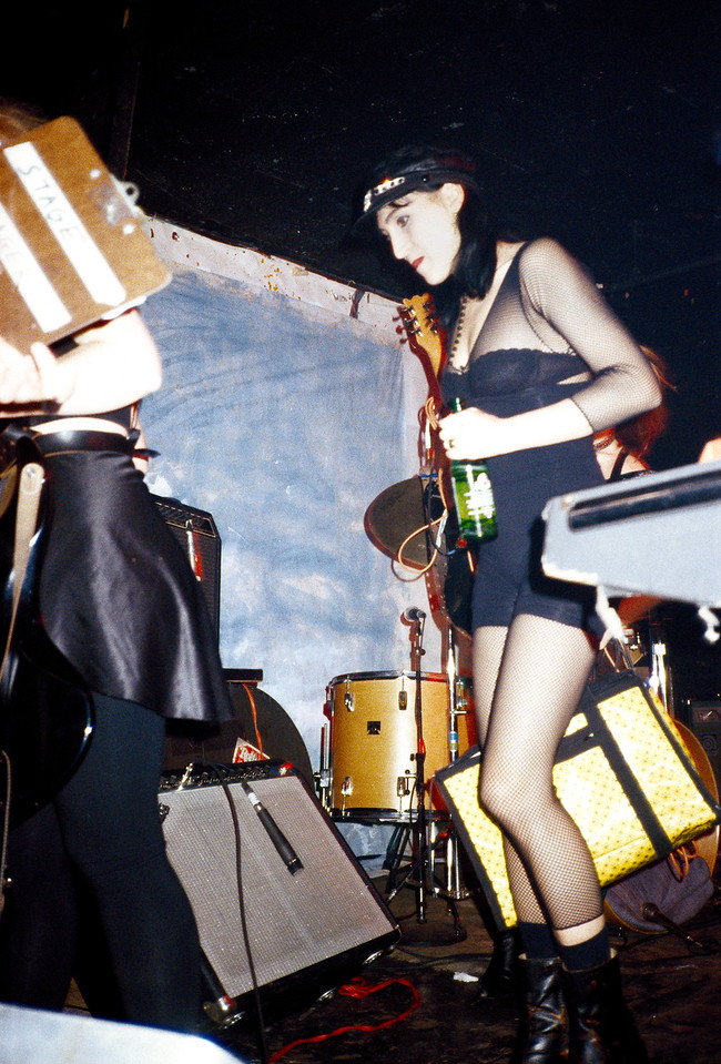 Born To Be A WILD Night, Cancer Benefit for Wendy Wild, at Pyramid, NYC, 1989 - 31 of 35