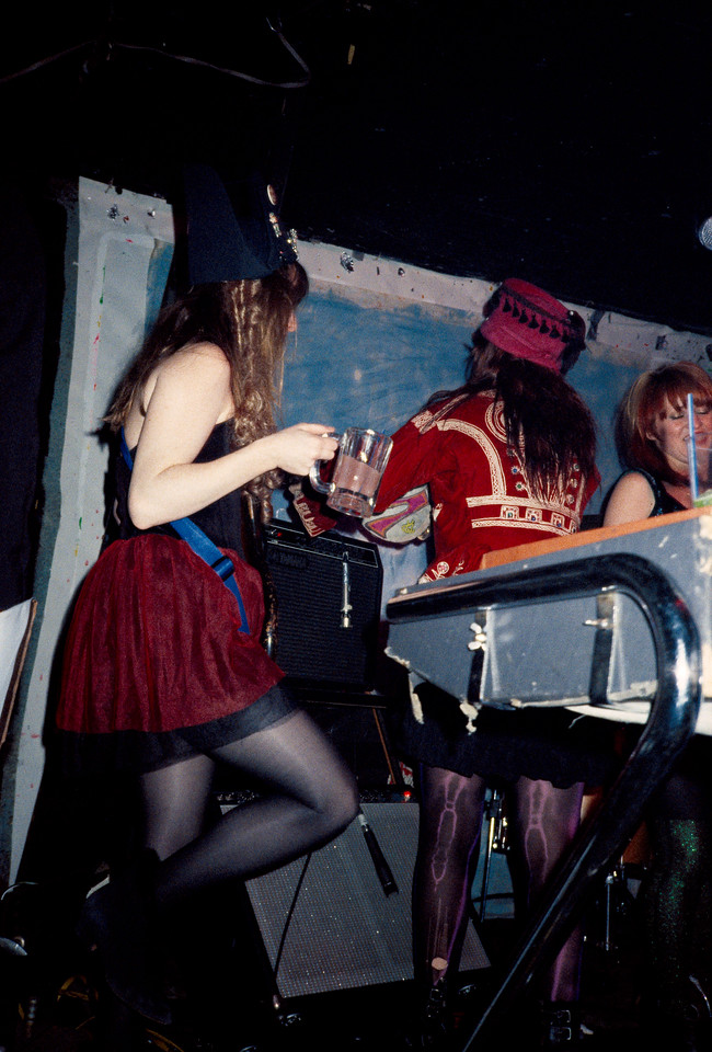 Born To Be A WILD Night, Cancer Benefit for Wendy Wild, at Pyramid, NYC, 1989 - 33 of 35