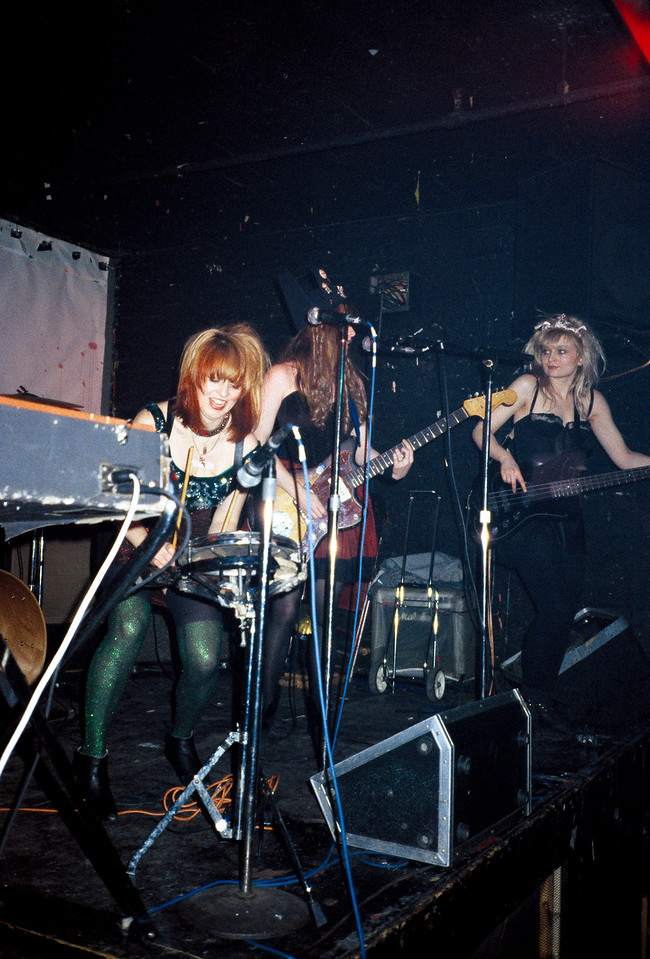 Born To Be A WILD Night, Cancer Benefit for Wendy Wild, at Pyramid, NYC, 1989 - 30 of 35