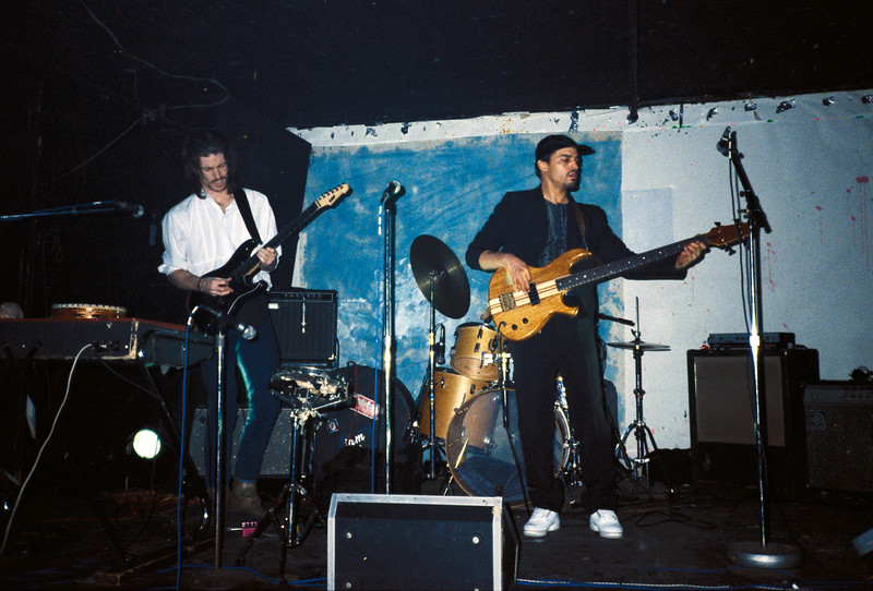 Born To Be A WILD Night, Cancer Benefit for Wendy Wild, at Pyramid, NYC, 1989 - 6 of 35