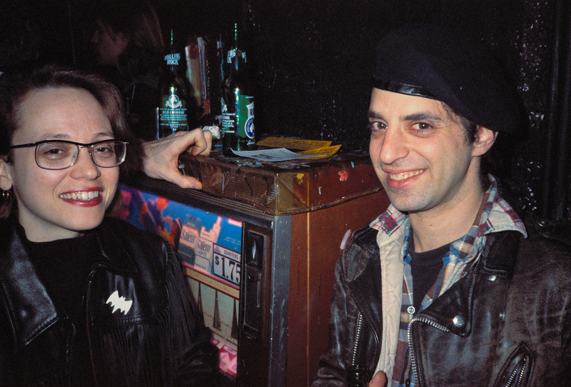 Born To Be A WILD Night, Cancer Benefit for Wendy Wild, at Pyramid, NYC, 1989 - 35 of 35