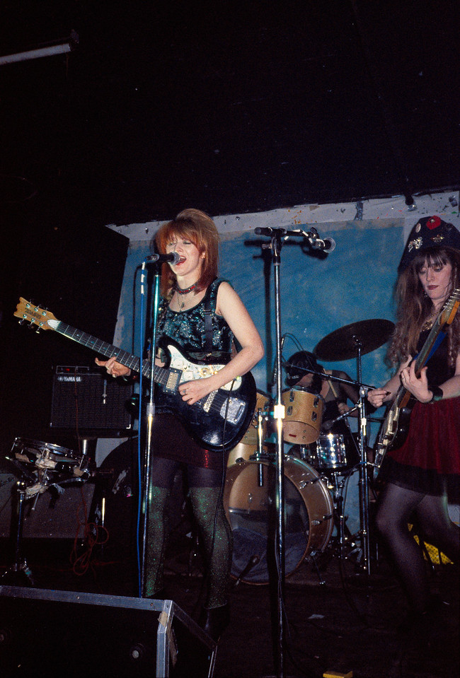 Born To Be A WILD Night, Cancer Benefit for Wendy Wild, at Pyramid, NYC, 1989 - 22 of 35