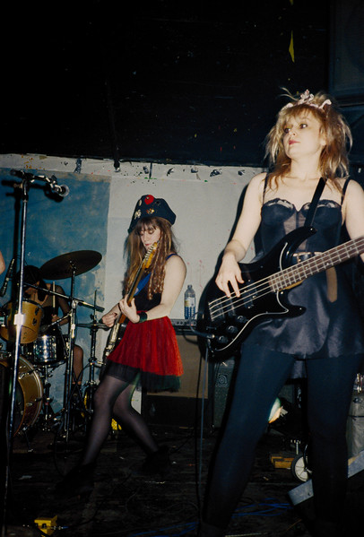 Born To Be A WILD Night, Cancer Benefit for Wendy Wild, at Pyramid, NYC, 1989 - 18 of 35