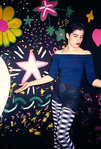 Deb Parker's Go-Go Adventurama at The Tunnel, NYC, 1987 - 18 of 25