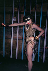 Deb Parker's Go-Go Adventurama at The Tunnel, NYC, 1987 - 14 of 25