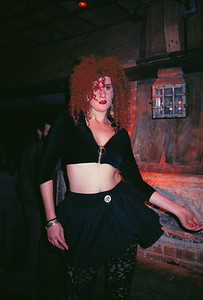 Deb Parker's Go-Go Adventurama at The Tunnel, NYC, 1987 - 22 of 25