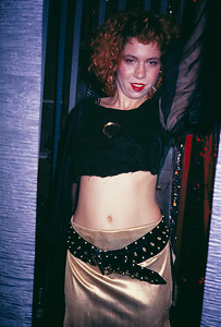 Deb Parker's Go-Go Adventurama at The Tunnel, NYC, 1987 - 25 of 25