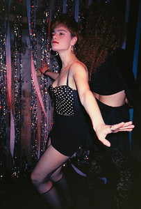 Deb Parker's Go-Go Adventurama at The Tunnel, NYC, 1987 - 4 of 25