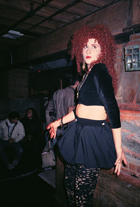 Deb Parker's Go-Go Adventurama at The Tunnel, NYC, 1987 - 23 of 25