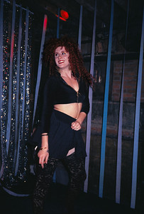 Deb Parker's Go-Go Adventurama at The Tunnel, NYC, 1987 - 2 of 25