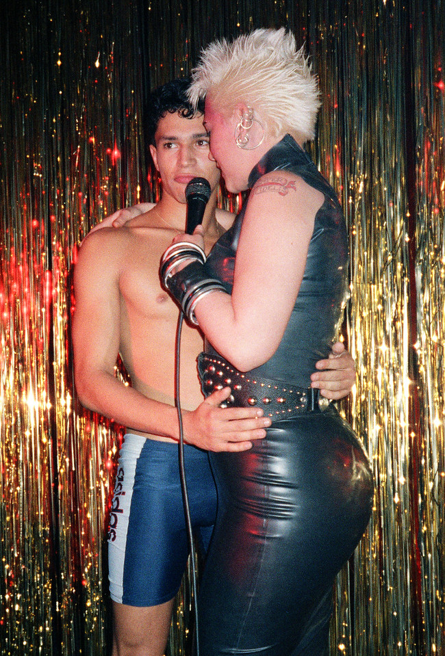 Michael Alig's Date Auction at Danceteria, NYC, 1986 - 17 of 25