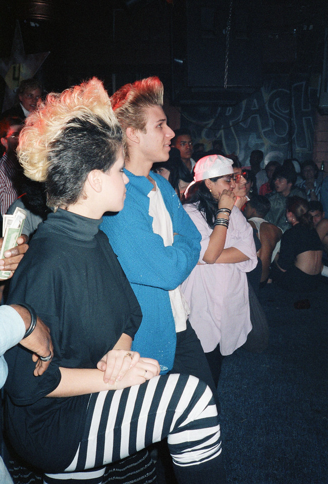 Michael Alig's Date Auction at Danceteria, NYC, 1986 - 16 of 25