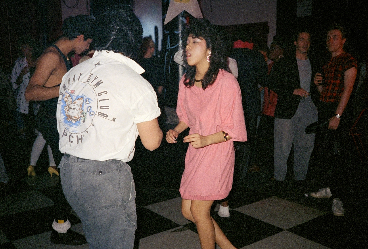 Michael Alig's Date Auction at Danceteria, NYC, 1986 - 3 of 25