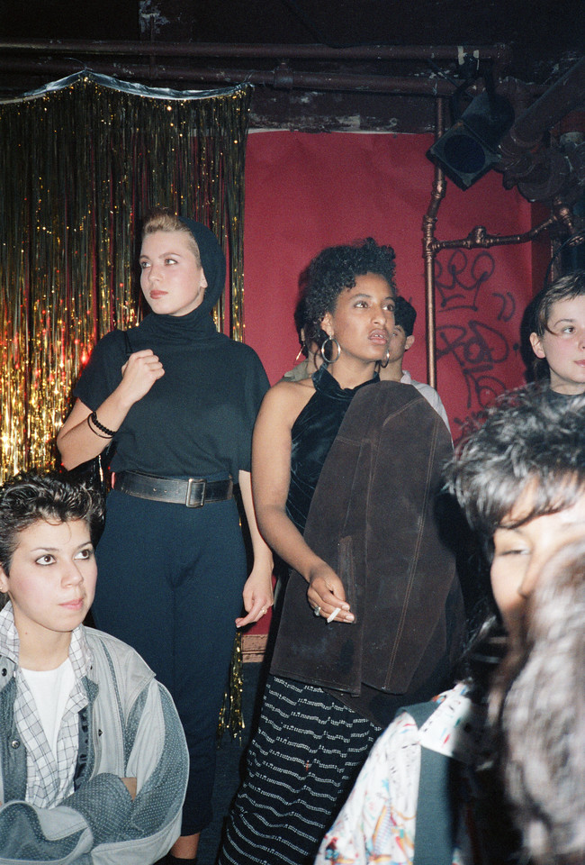 Michael Alig's Date Auction at Danceteria, NYC, 1986 - 7 of 25