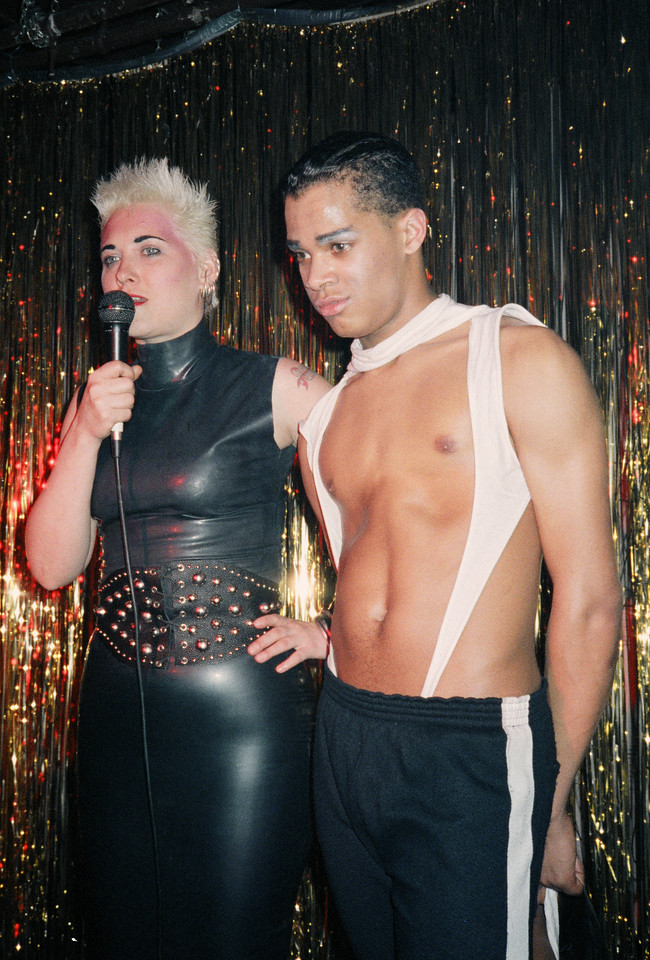 Michael Alig's Date Auction at Danceteria, NYC, 1986 - 12 of 25