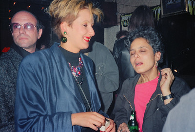 Mountaineer's Club at Vasmay Lounge, NYC, 1986 - 4 of 9