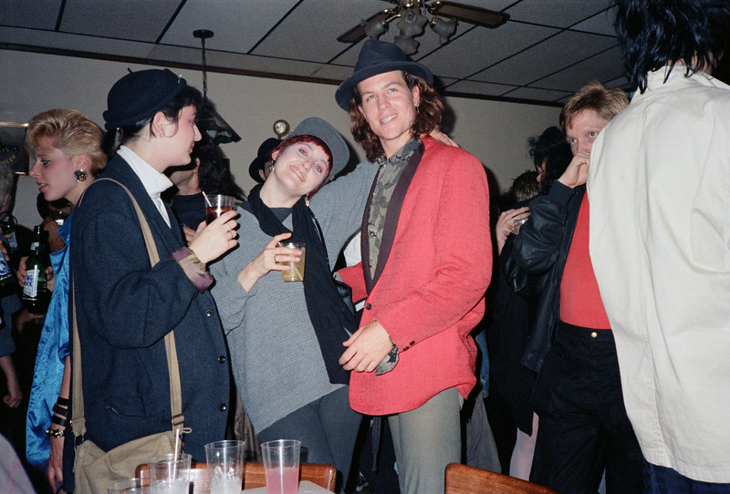 Saturdays & Fridays, NYC, 1986 - 10 of 16