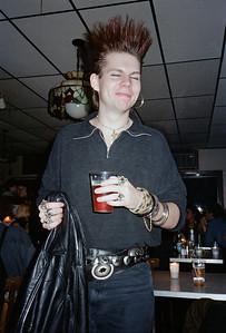 Saturdays & Fridays, NYC, 1986 - 5 of 16