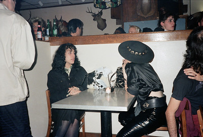 Saturdays & Fridays, NYC, 1986 - 7 of 16