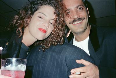 Saturdays & Fridays, NYC, 1986
