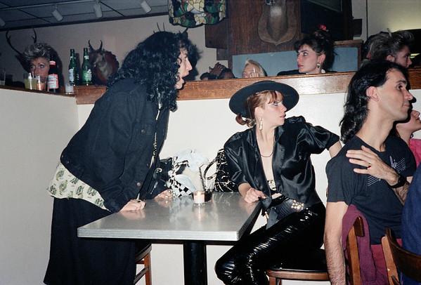 Saturdays & Fridays, NYC, 1986 - 8 of 16