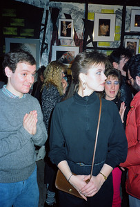 St. Valentine's Bleeding Heart Tattoo Spectacular at Limelight, NYC, 1987 - 12 of 14