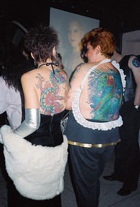 St. Valentine's Bleeding Heart Tattoo Spectacular at Limelight, NYC, 1987 - 8 of 14