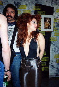 St. Valentine's Bleeding Heart Tattoo Spectacular at Limelight, NYC, 1987 - 4 of 14