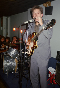 The Furors and Roy Division at Nightbirds, NYC, 1987 - 1 of 6
