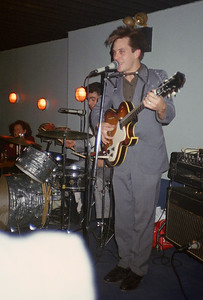 The Furors and Roy Division at Nightbirds, NYC, 1987 - 2 of 6