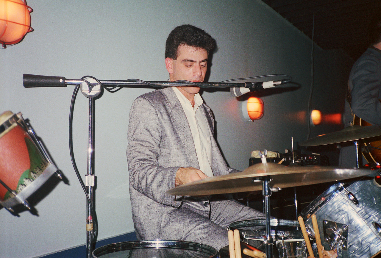 The Furors and Roy Division at Nightbirds, NYC, 1987 - 3 of 6