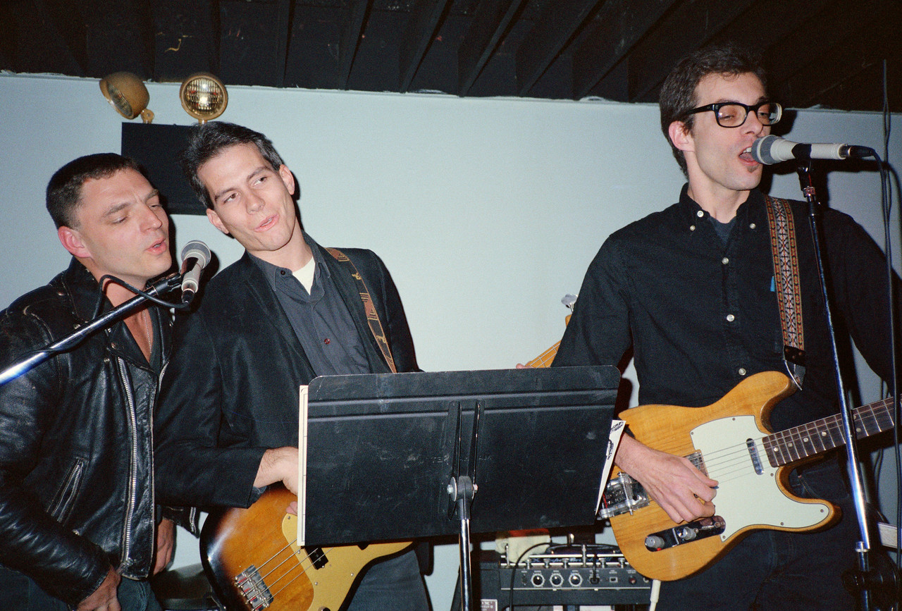 The Furors and Roy Division at Nightbirds, NYC, 1987 - 6 of 6