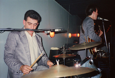 The Furors and Roy Division at Nightbirds, NYC, 1987 - 4 of 6