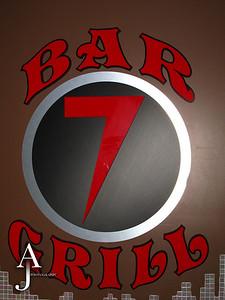 Tuesdays at BAR 7, 8-18-09