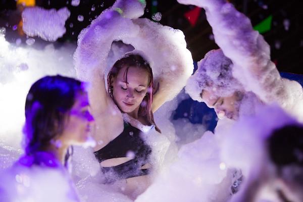 Berlin Foam Party