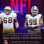Welcome To The NFL 7-14-12
