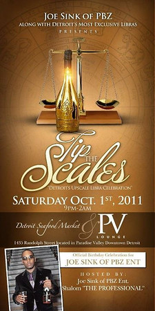 TIP THE SEALES OCT 1, 2011