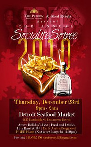 The Socialite Soiree 12-23-2010