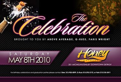 The Celebration 5-8-2010