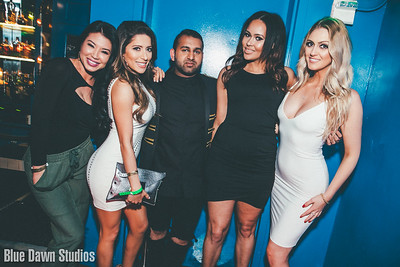 Chris Pras Bday @ Love and Propaganda 4/08/2017
