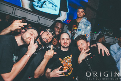 DJ Amen's Birthday @ Origin 3/18/2017