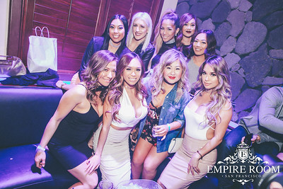 Dina's Birthday @ Empire Room 4/15/2017