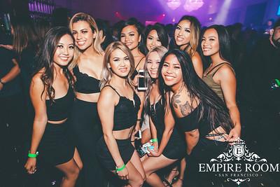 Follow Fridays @ Empire Room 7/13/2018