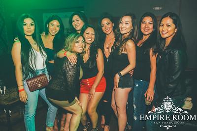 Friday @ Empire Room 6/29/2018