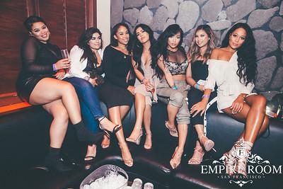 Friday @ Empire Room 7/27/2018