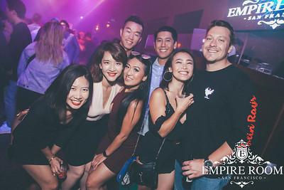 Friday @ Empire Room 8/10/2018