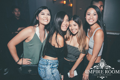 Outsidelands After Party @ Empire Room 8/11/2018